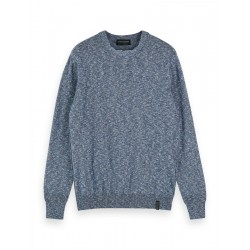 Melierter Pullover by Scotch & Soda