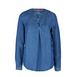 Denim blouse by s.Oliver Red Label