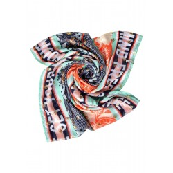 Patchwork Scarf by Cecil