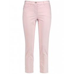 Cropped jeans with decorative hems by Gerry Weber Collection