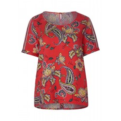 Shirt mit Paisleymuster by Cecil