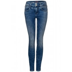 Jean taille haute by Street One