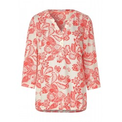 Blouse with a floral pattern by Cecil