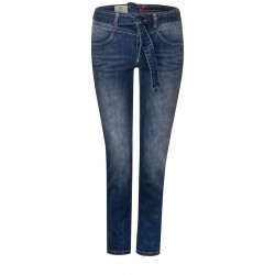 Straight Leg Denim Tilly by Street One