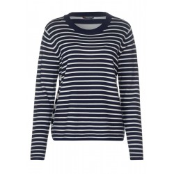 Striped sweater by Street One