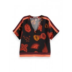 T-Shirt by Maison Scotch