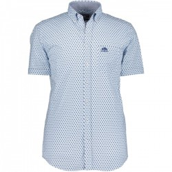 Poplin shirt with stretch by State of Art