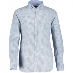 Stretch shirt with a regular fit by State of Art