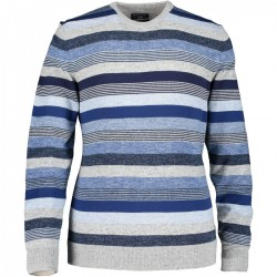 Pullover made of cotton with linen by State of Art