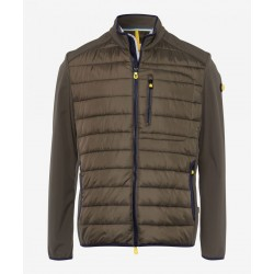 Quilted jacket - Style Vince by Brax