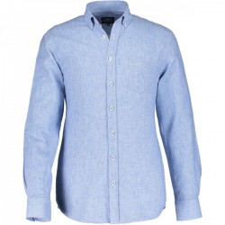 Shirt made of a linen blend by State of Art