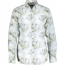 Shirt with a floral print by State of Art