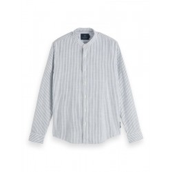Chemise sans col by Scotch & Soda