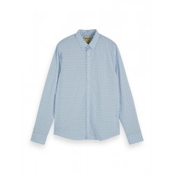 Chemise mini jacquard by Scotch & Soda