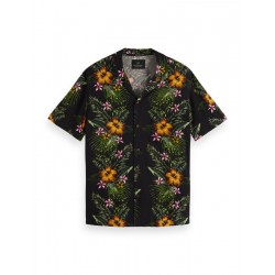 Chemise à imprimé tropical by Scotch & Soda