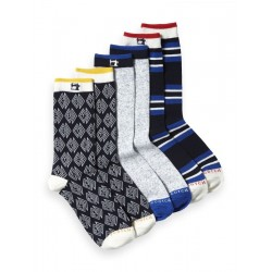 Lot de 3 paires de chaussettes by Scotch & Soda