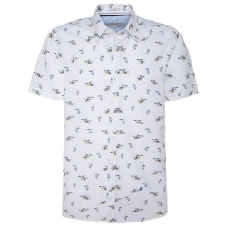 Slim Fit: short sleeve shirt by Pepe Jeans London