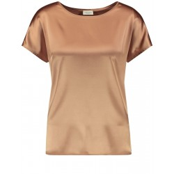 Shimmering top with half-sleeves by Gerry Weber Collection