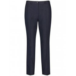 7/8-Length trousers with pressed pleats by Gerry Weber Collection