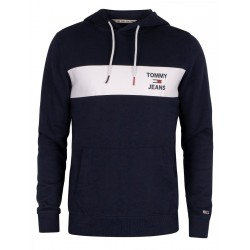 Hoodie with logo by Tommy Jeans