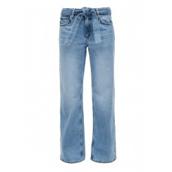 Slim Fit: wide-leg jeans by Q/S designed by