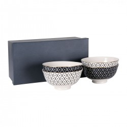 Set of 4 bowls by SEMA Design