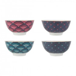 Bowl set (Ø12x6cm) by SEMA Design