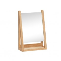 Table mirror (22x9x32cm) by Hübsch