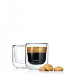 Espresso glass set by Blomus