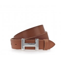 Leather belt by Vanzetti