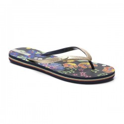 Flipflops mit Print by Pepe Jeans London