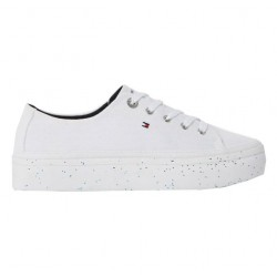 Sneaker with glitter by Tommy Hilfiger
