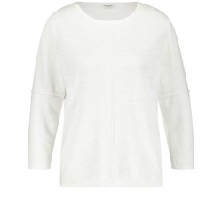 Pull à manches 3/4 en coton by Gerry Weber Casual