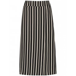Skirt with vertical stripes by Gerry Weber Edition