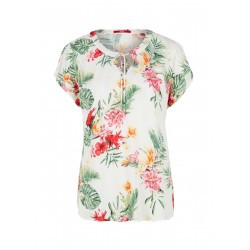 Short sleeve blouse by s.Oliver Red Label