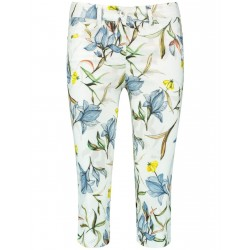 Best4me print capri trousers by Gerry Weber Edition