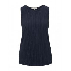 Pleated top by Tom Tailor Denim