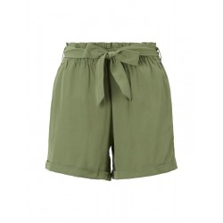 Relaxed Shorts mit Bindeband by Tom Tailor Denim