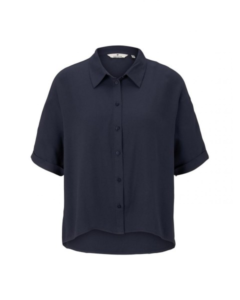 Loose shirt blouse by Tom Tailor