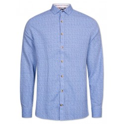 Modern Fit: chemise à manches longues by Colours & Sons