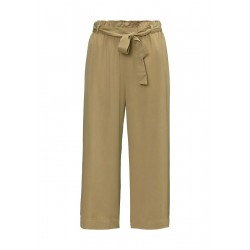 Trousers Made of flowing lyocell twill fabric by Marc O'Polo