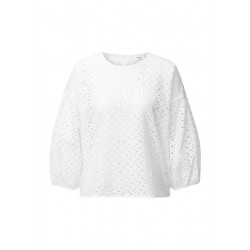 Bluse aus Broderie-Anglaise-Qualität by Marc O'Polo