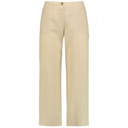 Wide 7/8-length trousers by Gerry Weber Collection