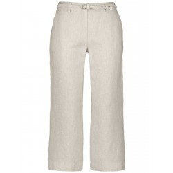 Linen culottes by Gerry Weber Edition