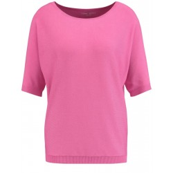 Fine knit jumper with mid-length sleeves by Gerry Weber Casual