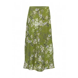 Maxi skirt with an all-over floral print by Marc O'Polo