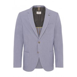 Cotton check jacket by Camel