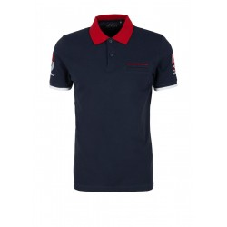 Piqué-Poloshirt by s.Oliver Red Label