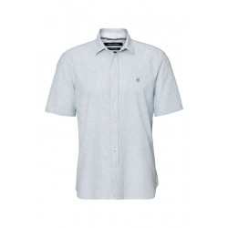 Regular fit short-sleeve shirt by Marc O'Polo