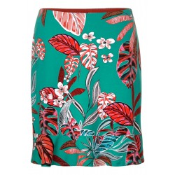 Short flounce skirt by Street One